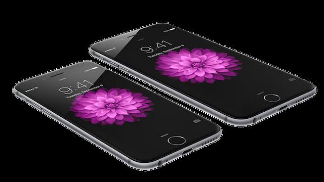 Une semaine avec l'iPhone 6