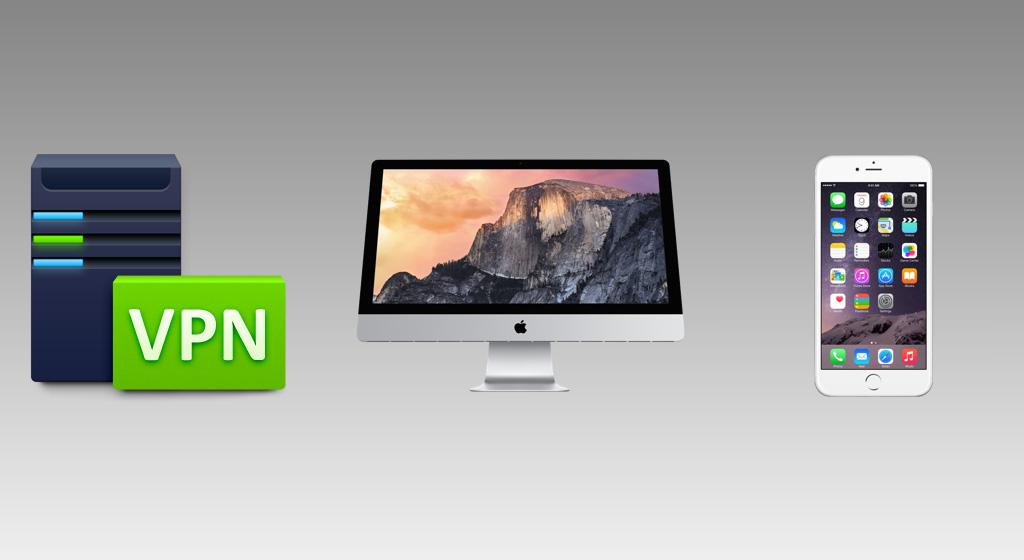 VPN : Synology et OS X – iOS
