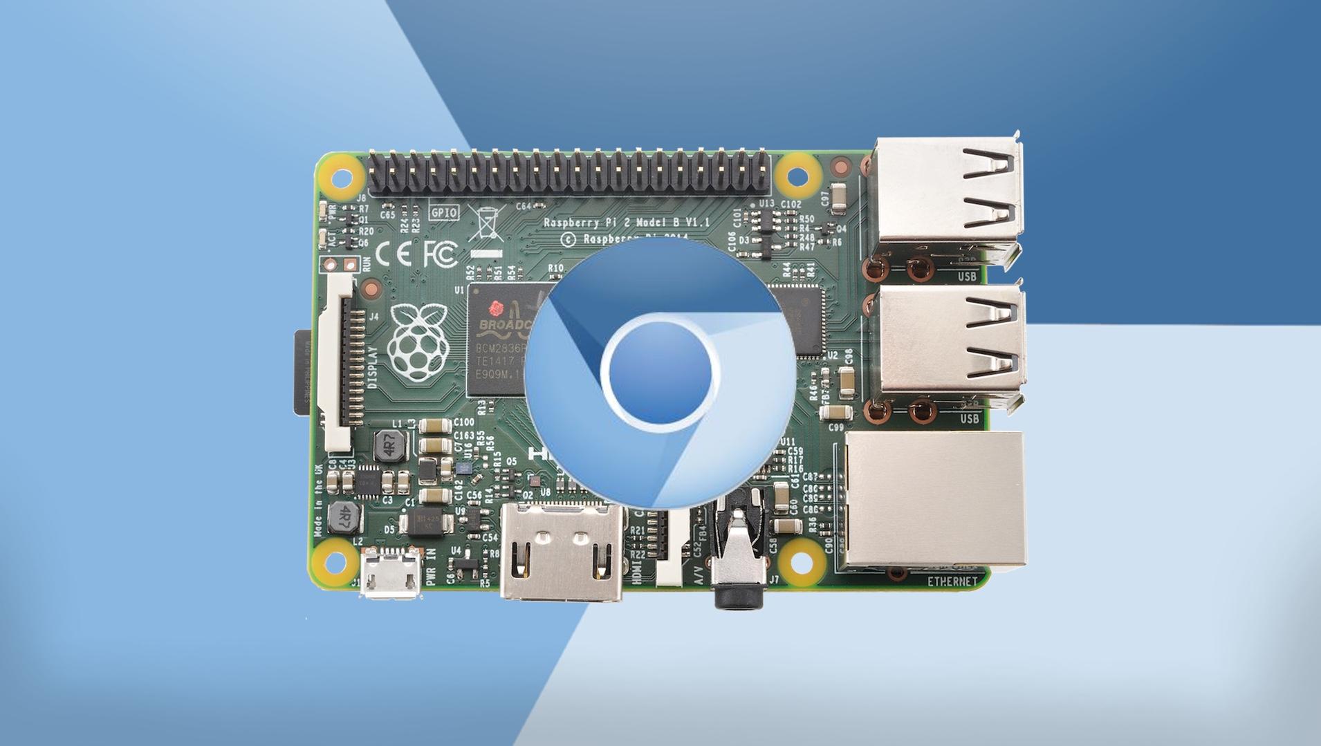 Chromium OS sur un Raspberry Pi