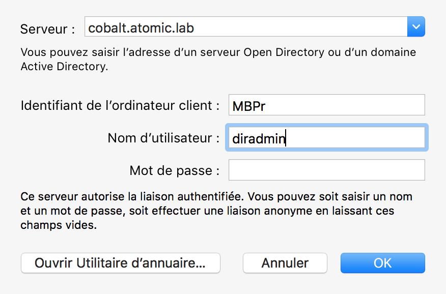 login_open_directory