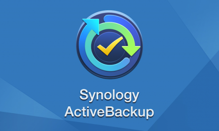 Synology : Présentation d'Active Backup
