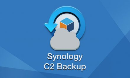 Synology : Test de C2 Backup