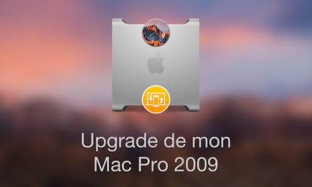 macOS Sierra et Continuity sur mon Mac Pro 2009